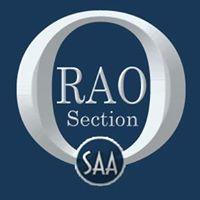 SAA RAO Section logo
