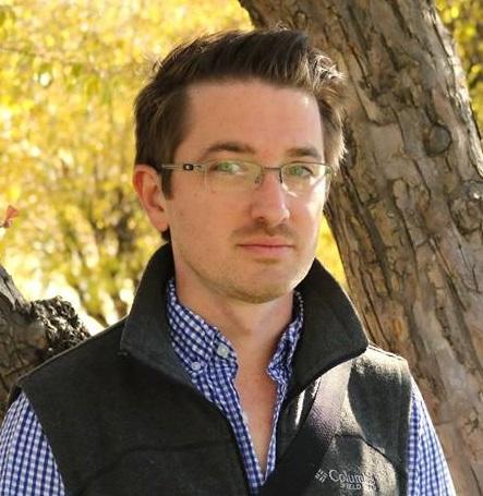 Photograph of Michael Taylor.