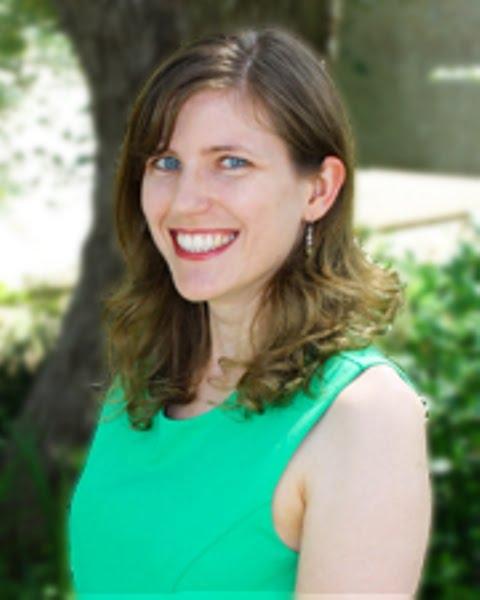Headshot of Juli McLoone, the author.