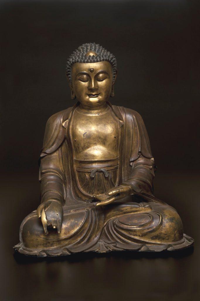 藥師佛 Yaoshi fo (Medicine Buddha)